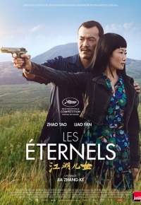 Les Éternels (Ash is purest white) (2019)