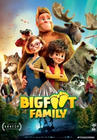 Bigfoot Family (2019)